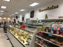 Seroogy's Chocolate Counter