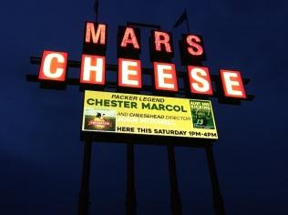 Mars Sign CH Dark CU