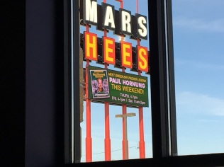 MARS Sign Hornung