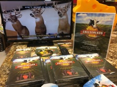 Cheeseheads And Deer